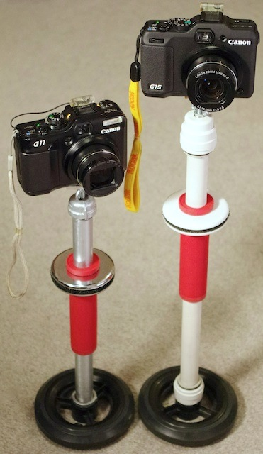 Camera stabilizers compared