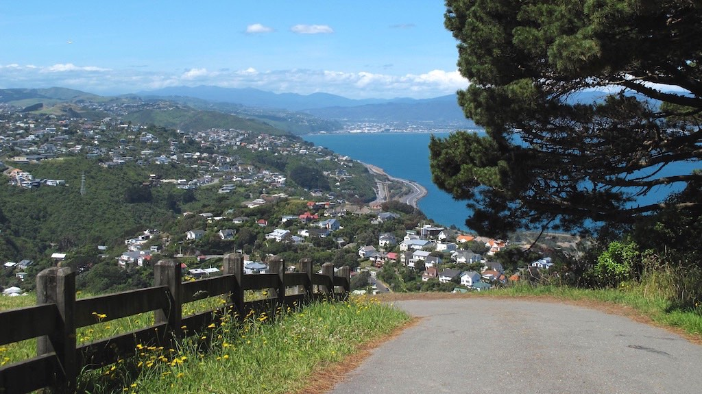 Tinakori Hill - Wellington