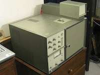 Picture of HP5710A Gas Chromatograph