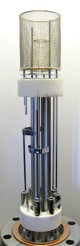 Picture of Dycor Quadrupole Mass Filter